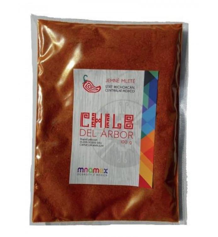 CHILE DE ÁRBOL 50 g