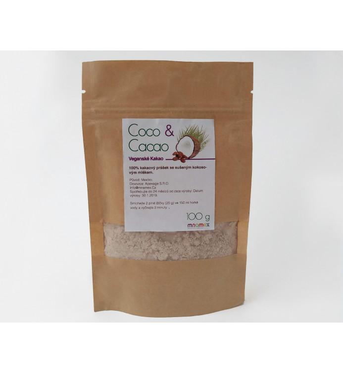 Coco & Cacao - Veganské...