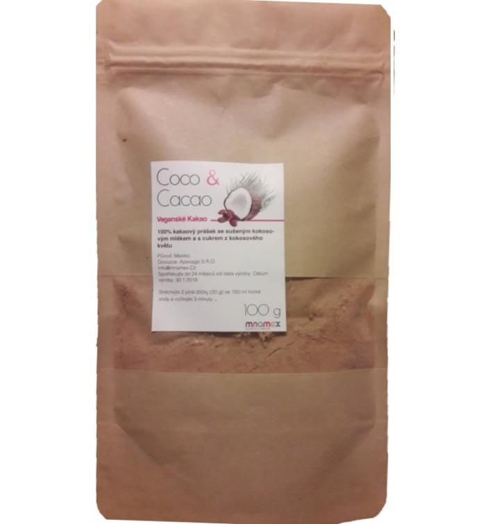 Coco & Cacao slazené -...
