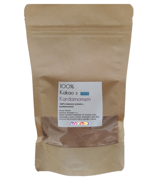 Kakao s kardamonem 100g