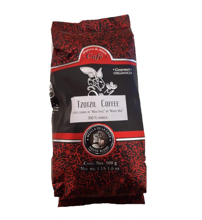 Výběrová káva Tzotzil z...