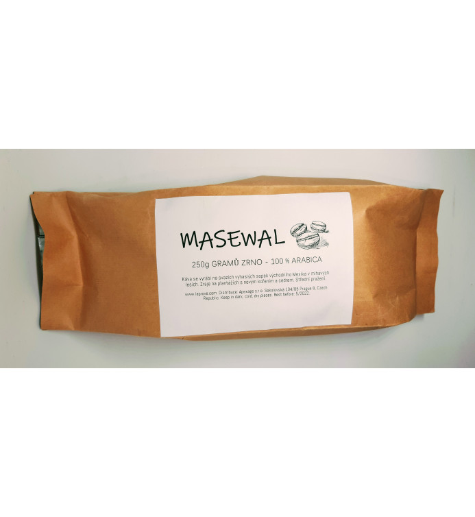 Káva Masewal 250g